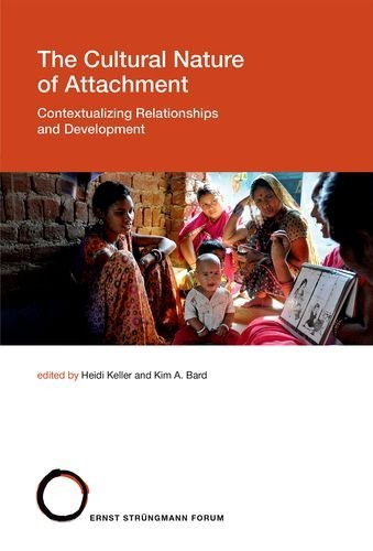 The Cultural Nature of Attachment: Contextualizing Relationships and Development (Strüngmann Forum Reports Book 22) (English Edition)