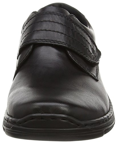 Rieker 15262-00, Bottes homme Noir - Black (Nero/Black)