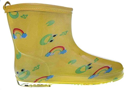 KIDS NEW WELLIES BOYS GIRLS WELLINGTON BOOTS CHILDRENS RAINY SNOW FOOTWEAR 9 SIZES AVAILABLE 20 DIFFERENT STYLES *UK SELLER*