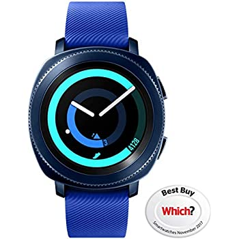 Samsung Gear Sport Reloj Inteligente Azul SAMOLED 3,05 cm (1.2