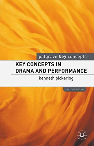 Key Concepts in Drama and Performance (Palgrave Key Concepts)