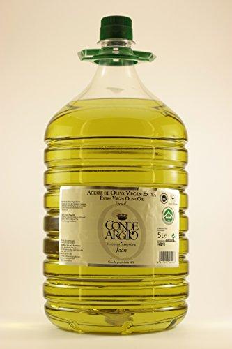 Aceite de oliva virgen extra Conde de Argillo - Pet 5 litros