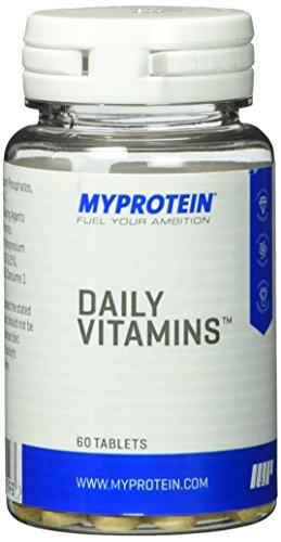 #Myprotein Daily Vitamins MultiVitamin  60 Tabletten, 1er Pack (1 x 5 g)#