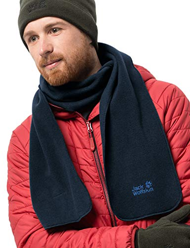 Jack Wolfskin Vertigo Scarf Schal, Night Blue, ONE Size