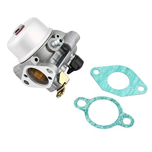 Kohler 12-853-177-S Vergaser Kit für John Deere 12 853 177 OEM Motor Vergaser Großer Ersatz für den alten Vergaser - grau