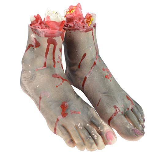 Uzinb 1 par simuladas Rotos Manos/pies Bloody Tricky Horror...