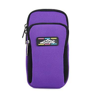 SUNNY KEY-Wanderrucksäcke@1 L Armband Outdoor Purple
