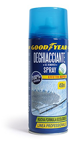 Goodyear 77891 Deghiacciante Spray, 450ml, 450 m