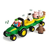 TOMY- John Deere Véhicule, 42947, Multicolore, Inquiries-by Email