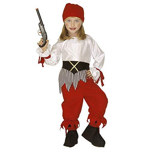 Widmann 4380H Kinderkostüm Piratengirl, 110/116 (Prinzessin Der Diebe Kostüm)
