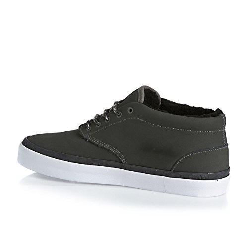 Element Element Preston B Herren Skateboardschuhe, Sneakers Hautes homme Anthracite