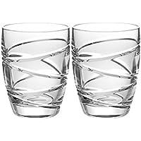 Waterford Aura - Coppia di bicchieri, disegnati