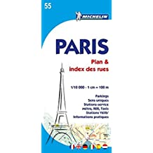 Paris Plus Pratique 2010 (Michelin City Plans) (English, French and French Edition) by Collectif (2010-03-31)