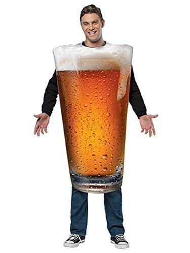 Imagen de disfraz de pinta de cerveza para adulto