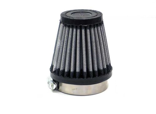 k&n r-1060 universal rubber bike filter K&N R-1060 Universal Rubber Bike Filter 410ZXJ36ZRL