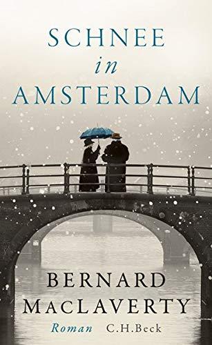Buchseite und Rezensionen zu 'Schnee in Amsterdam: Roman' von Bernard MacLaverty