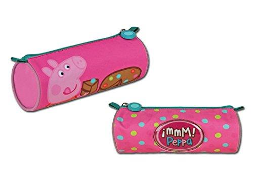 Peppa Pig – Portatodo cilindrico de peppa pig