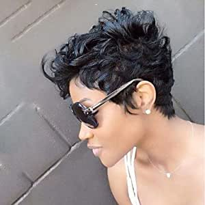GOOD AND GOOD- Wig @ Black Short Hairstyles Finger Waves