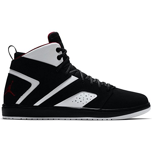 Nike JORDAN FLIGHT LEGEND GLACIER GREY/BLACK/LT BLUE LAC - 12.5 (Legend Schuhe Blue Jordan)
