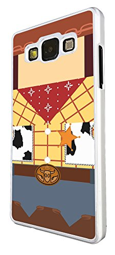 269 - Cartoon Woody Outfit Design Samsung Galaxy J5 Hülle Fashion Trend Case Back Cover Metall und Kunststoff - (Outfit Woody)