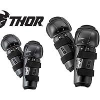 Knieschützer Thor Sector Knieschoner Motocross Quad Inline skating Knieprotektor