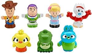 Disney- Juguete, Multicolor (Mattel GFD12)