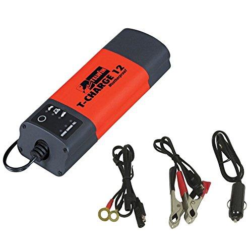 Chargeur de batteries électronique automatique 12V 4A T-Charge 12