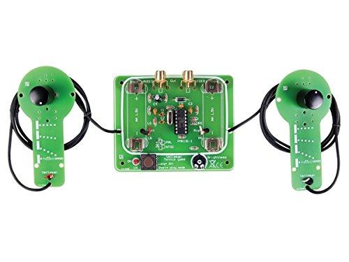 Velleman MiniKits 840488 TV Tennis mit Schläger, Mini-Kit, MK191