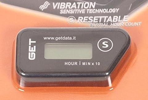 Quad Hytrack - Compteur d'heure horaire GET sans fil quad
