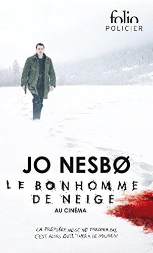 """Résultat de recherche d'images pour """"jo nesbo le bonhomme de neige"""""""