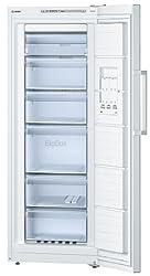 Bosch GSN29VW30 Serie 4 Gefrierschrank / A++ / Gefrieren: 195 L / Weiß / No Frost / Multi Airflow