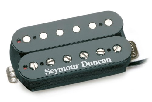 Seymour Duncan STB-59B BLK 59 Trembucker, Bridge Position schwarz (Cover Seymour Nickel Duncan)