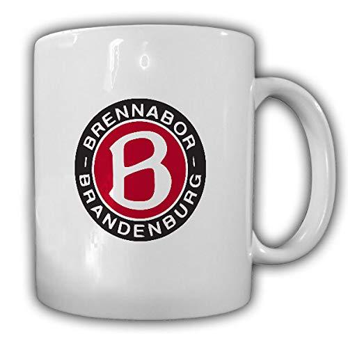 Brennabor Werke Brandenburg Logo Fahrrad Kinderwagen -Tasse #19414