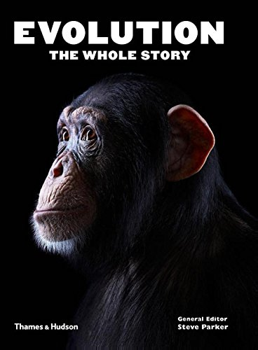 Evolution: The Whole Story par Steve Parker
