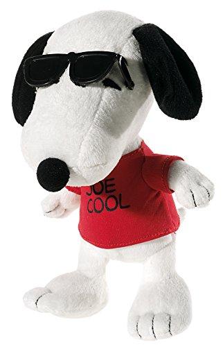 (Peanuts 588370 - Plüschtier - Snoopy - Joe Cool, 18 cm)