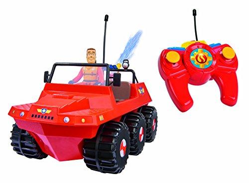 RC Auto kaufen Feuerwehr Bild 4: Dickie Toys 203099620 - RC Feuerwehrmann Sam Hydrus, funkferngesteuert zu Wasser und zu Land, 30 cm*