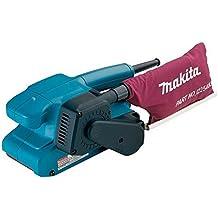Makita 9911 - Lijadora De Banda 76X457 Mm 650W 75-250 M/Min 2.7 Kg