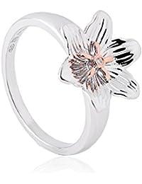 Clogau Lady Snowdon Diamond Ring - Size J