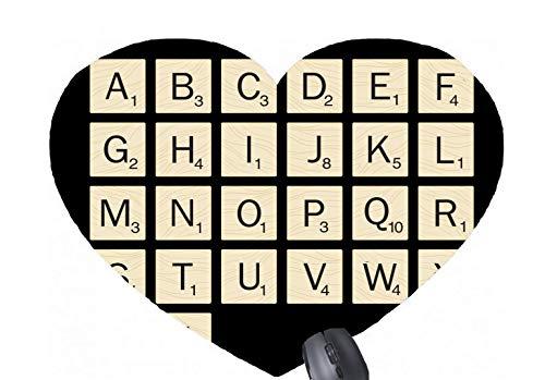 Home Improvement Federa Personalizzata Scrabble Design per Divano e Auto Federa 1 Confezione 19,68x25,6 Pollici
