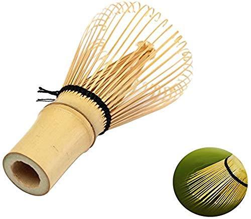 Toruiwa Matcha Besen Matcha Schneebesen Bambus Chasen Matcha Pulver Quirl Werkzeug Japanische Teezeremonie Zubehör 100 Borsten (Matcha Besen)