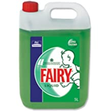Fairy Liquid for Washing Up Original 5 litros. Ref vpgfal5