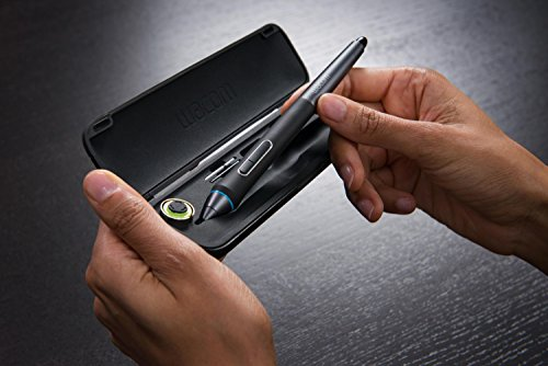 Bild 7: Wacom DTH-1300 Cintiq 13HD Touch Grafik-Tablet schwarz