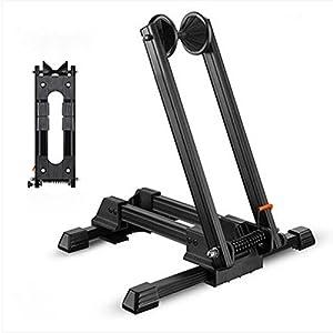 410ZlN%2BYIZL. SS300 Sport pieghevole in lega per bicicletta stand, portatile in lega di alluminio asta bicicletta parcheggio rack, mountain…
