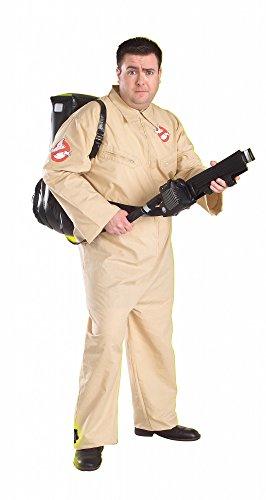 Ghostbusters Anzug für Herren Gr. XL, Größe:XL (Slimer Kostüm)