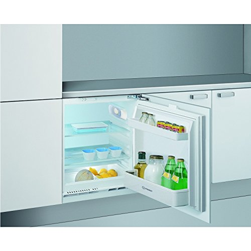 Indesit ILA1 60cm Wide Integrated Under Counter Fridge - White Best Price and Cheapest