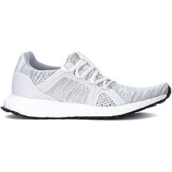 Adidas Ultraboost Parley, Zapatillas de Deporte para Mujer, Gris (Piedra/Blabas / Mirblu 000), 40 2/3 EU
