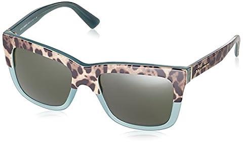 Dolce & Gabbana Women's Dolce&gabana Sunglasses - green - Medium