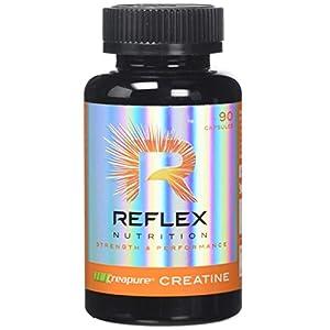 Reflex Nutrition Creapure Creatine Capsules Supplement (90 Caps)
