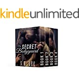 My Secret Bodyguard Series Boxed Set: New Adult Romantic Suspense