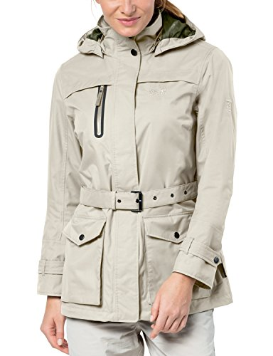 Jack Wolfskin Kimberley Parka-Jacken für Damen. Medium gebraucht kaufen  Wird an jeden Ort in Deutschland